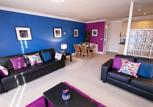 Apartment. Ideal Choice For Larger Groups Wanting To Stay Together In  Belfast Without The Expense Of Multiple Hotel Rooms.
